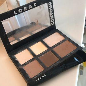Lorac Pro Contour Palette with Brush